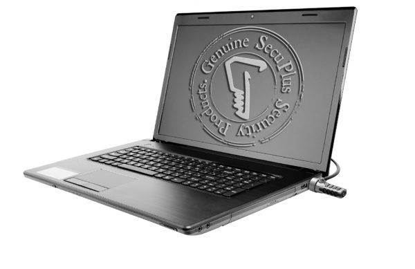 Combination Pro Laptop Lock