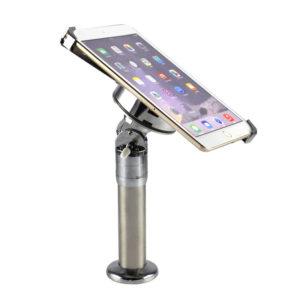 Tablet Stand with USB lock