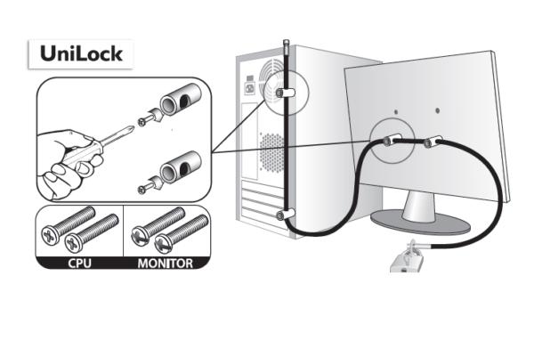 uni-lock set
